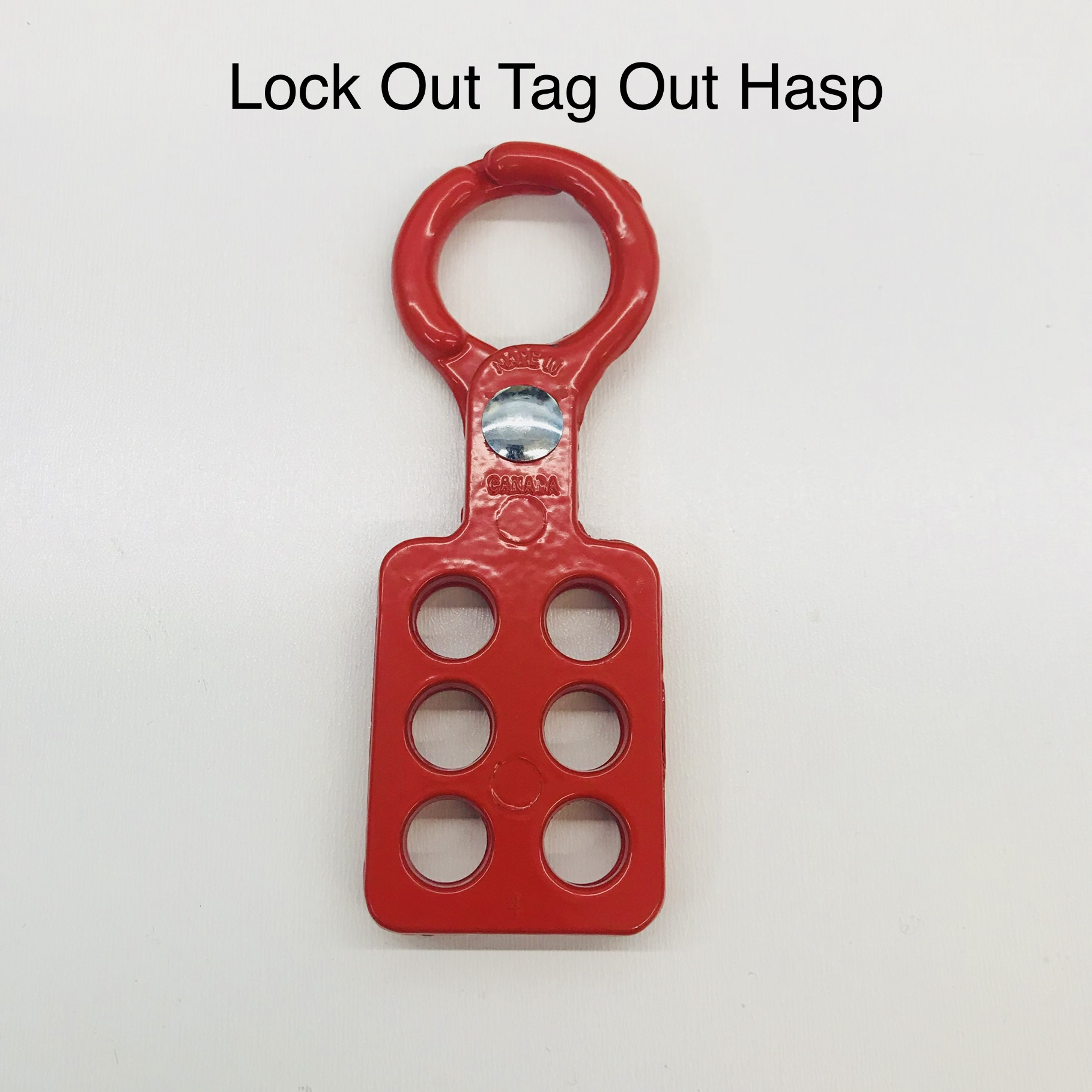 Lock Out Tag Out Hasp